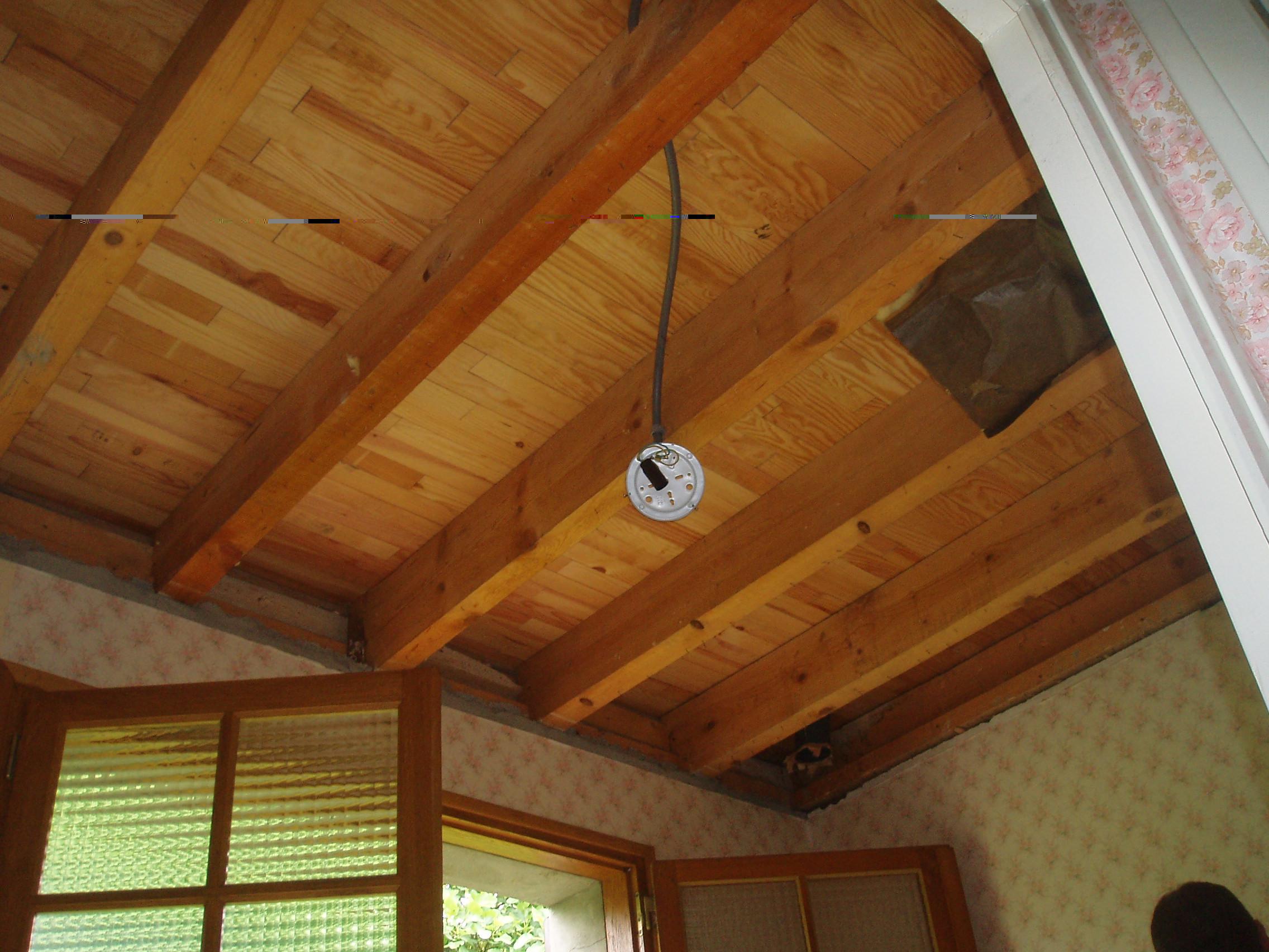 R novation d un plafond le blog de l 39 entreprise de for Renovation plafond placo